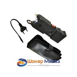 Электрошокер Оса-Аларм (TW-10) с сиреной - фото 5122