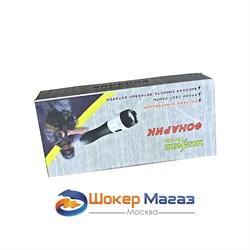 Электрошокер-фонарь МОЛНИЯ YB-1323 (HY-8800) - фото 5155